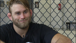 Alexander Gustafsson, svensk MMA fighter