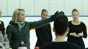 Kaisa Arrateig, tränare, Rockettes