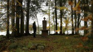 Muistomerkki Piispankari Köyliö