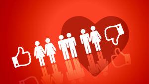 Inställning till könsneutralt äktenskap