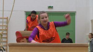 Gymnastiklektion