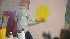 Minna maalaa
