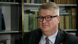 Suomen Kulttuurirahaston varainhoidon asiamies Ralf Sunell