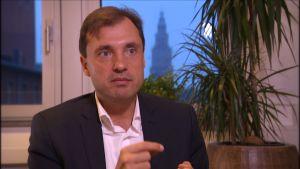 Alexander Friedrich är professor vid Universitetet i Groningen, Nederländerna