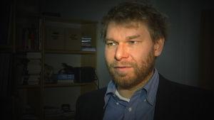 Elokuvakriitikko Kalle Kinnuen