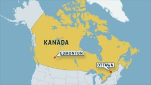 Man sköt ihjäl åtta personer i Edmonton