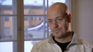 Skidskyttelandslagets chefstränare Marko Laaksonen i december 2014