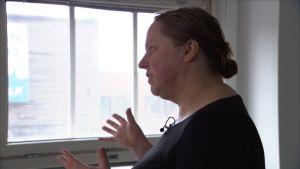 Professor Barbara Vanderlinden