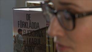 Bokomslag och författaren Jenny Nordberg