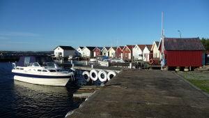 Breviks hamn på Sydkoster