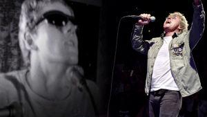 Roger Daltrey ennen ja nyt