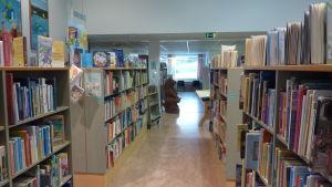 Hangö bibliotek.