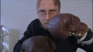 Timo Hännikäinen nyrkkeilykehässä