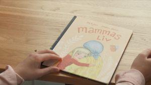Barnboken Mammas Liv an Mi Tyler