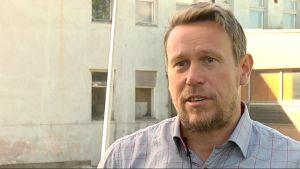 Avdelningschef för sysselsättningstjänster Stefan Fri.