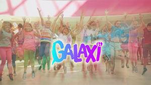 Galaxin tunnuksen kuvakaappaus 2015