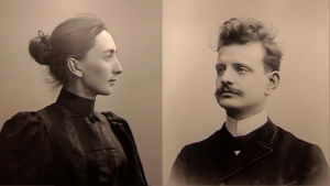Jean och Aino Sibelius