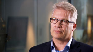 Timo Piiroinen, centralkriminalpolisen, kriminalkommissarie
