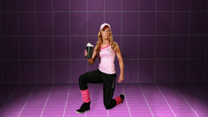 Ruipelolle lihakset -projektin koekaniini Minna Dufton