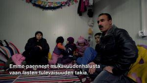 Jamil Naif Barui kertoo miksi hänen perheensä pakeni Syyriasta