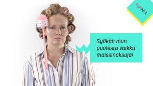 Marja Hintikka Live: Lapset ovat elämän parasta huumetta.