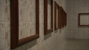 Ai Weiwein teos Kehykset (2013).