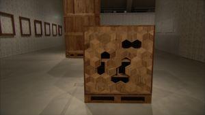 Ai Weiwein teos Aarrerasia (2014).