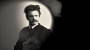 Sibelius valokuvaamossa