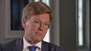 Tapio Kosunen är överdirektör på undervisninsministeriet