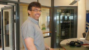 Christoph Treier, Sommarsnackare i Radio Vega Österbotten