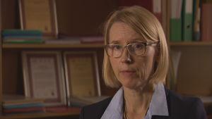Taina Aaltonen, biträdande avdelningschef på Jord- och skogsbruksministeriet