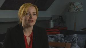 Maria Lindqvist tf. verksamhetsledare Finlands djurskyddsföreningars förbund