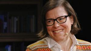 Kirjailija Lena Andersson