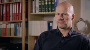 Ville Punto har som advokat skött många flyktingars ärenden.