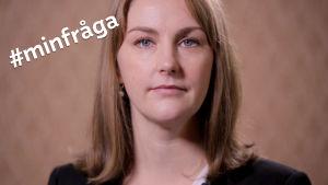 Konstvetaren Mia Åkerfelt