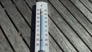 Termometer.