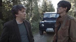 Pimeä historia: ihmiset raatteen tiellä, yle tv1