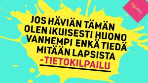 Marja Hintikka Live, tietokilpailu