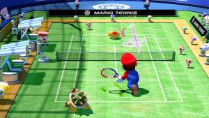 Mario Tennis: Ultra Smash, Kontroller