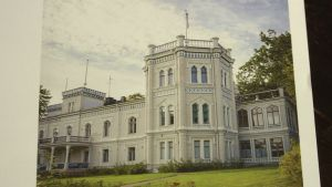 Ett franskt slott i Kotka