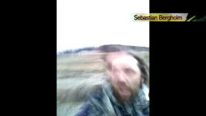 Suddig selfie av Sebastian Berghom, 2014