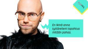 Heikki Soini: En ikinä anna tyttärelleni tapahtua mitään pahaa.