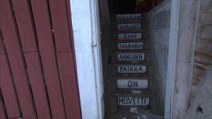 Ossi Somman veistospuistossa on kantaaottavia teoksia