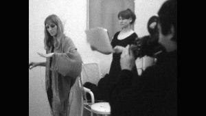 Gudrun Ensslin näytteli oikeistopopulistista Springer-mediataloa kritisoivassa fiktioelokuvassa Das Abonnement vuonna 1967