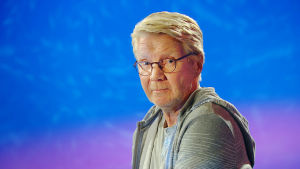 Iltasatu ja Pirkka-Pekka Petelius.