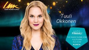 Uuden Musiikin Kilpailu 2016, Tuuli Okkonen