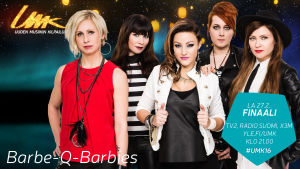 Uuden Musiikin Kilpailu 2016, Barbe-Q-Barbies