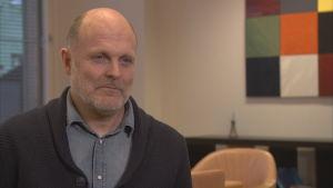 Markus West, chefredaktör för God Tid