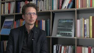 Statsvetaren Michael Herrmann