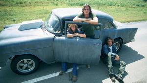 Kuva elokuvasta Two-Lane Blacktop.